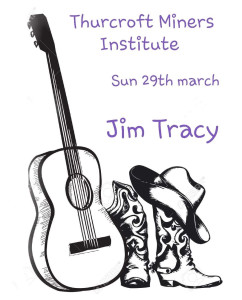 JIM TRACY COUNTRY SHOW