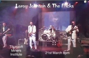 LEROY JOHNSON & FLICKS FANTASTIC SHOW
