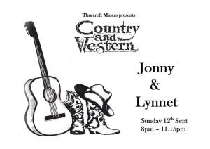 JONNY & LYNNET COUNTRY SHOW
