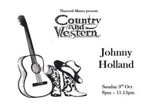JOHNNY HOLLAND COUNTRY SHOW